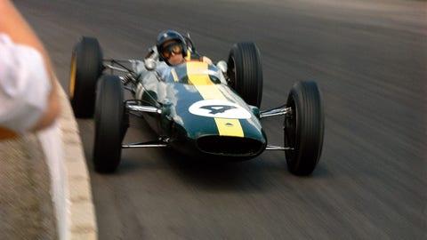 1963: Lotus 25