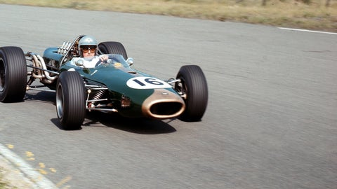 1966: Brabham BT19