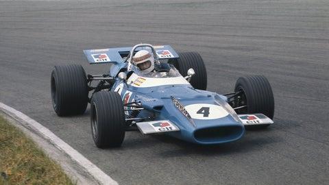 1969: Matra MS80