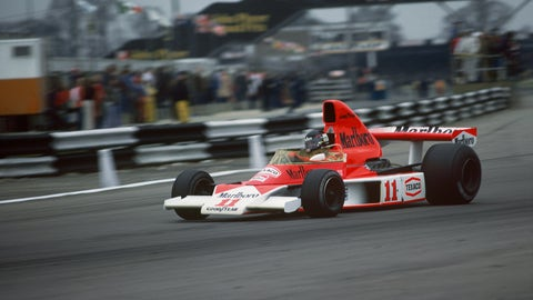 1976: McLaren M23