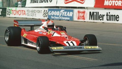 1977: Ferrari 312T2
