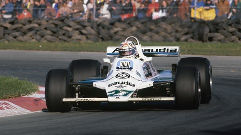 1980: Williams FW07B