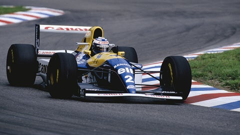 1993: Williams FW15C