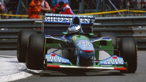 1994: Benetton B194