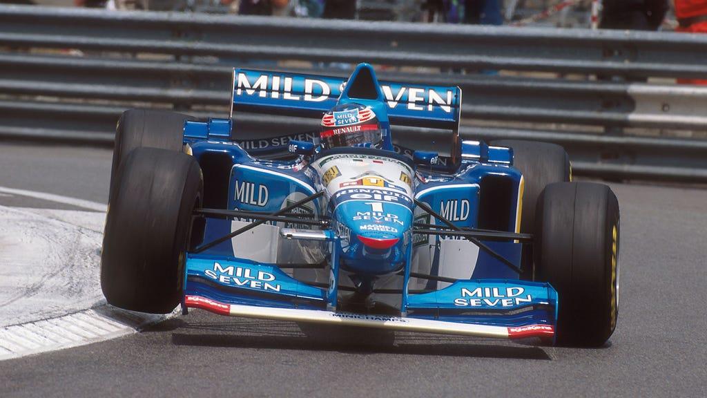 All 67 F1 driver-championship-winning cars | FOX Sports
