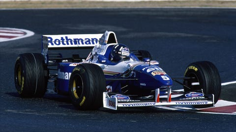 1996: Williams FW18