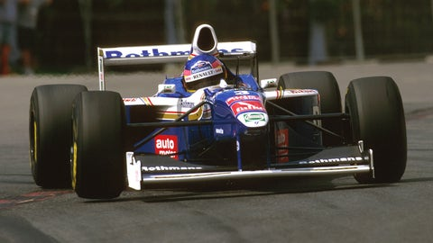 1997: Williams FW19