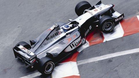 1998: McLaren MP4/13