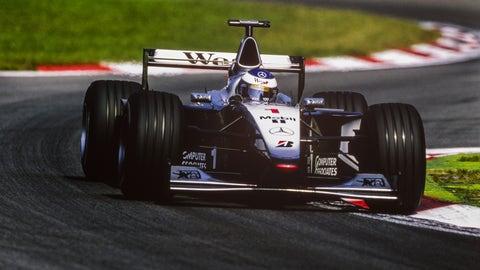 1999: McLaren MP4/14