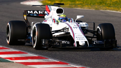 Williams Martini Racing FW40