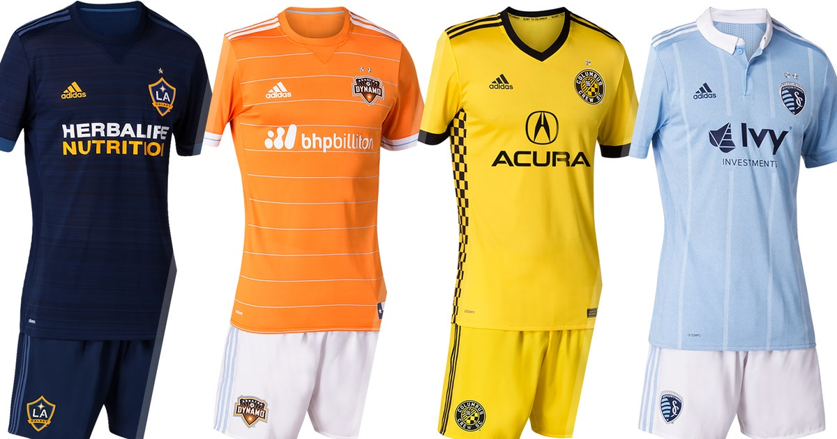 bc3913a2b74 2017 MLS kit rankings: Which teams have the best, and the worst? | FOX  Sports