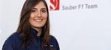 Sauber signs Tatiana Calderon for F1 development role