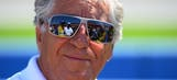 Legend in the fast lane: Mario Andretti's racing career in photos