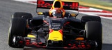 Max Verstappen upbeat after logging his first miles in the RB13