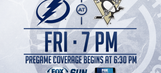 Tampa Bay Lightning at Pittsburgh Penguins game preview
