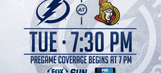 Tampa Bay Lightning at Ottawa Senators game preview