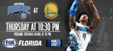 Orlando Magic at Golden State Warriors game preview