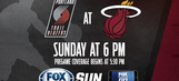 Portland Trail Blazers at Miami Heat game preview