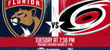 Carolina Hurricanes at Florida Panthers game preview