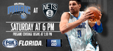 Orlando Magic at Brooklyn Nets game preview
