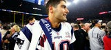 Cowherd: Why Jimmy Garoppolo is more valuable than the No. 1 pick to the Patriots