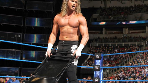 Dean Ambrose vs. Dolph Ziggler for the Intercontinental Championship
