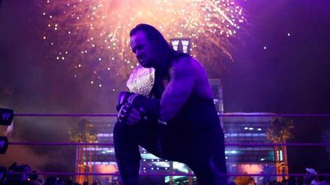 Dream match that probably won't happen: The Undertaker vs. Finn Balor