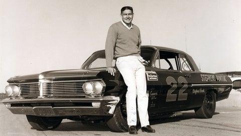 1961-63, Fireball Roberts