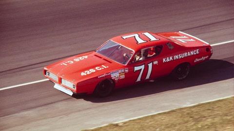 1972, Bobby Isaac