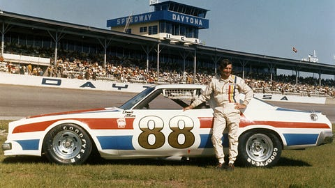 1975, Donnie Allison