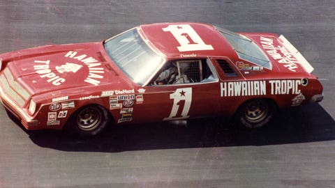 1977, Donnie Allison