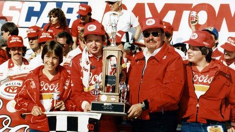 1987, Bill Elliott, 176.263 mph