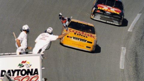 1991, Ernie Irvan, 148.148 mph