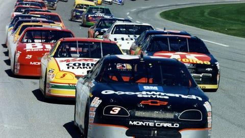 1996, Dale Earnhardt