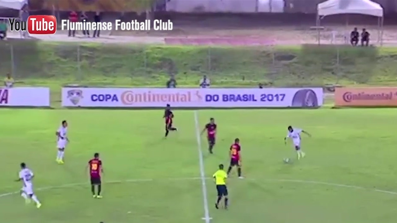 Is this a contender for goal of the year?