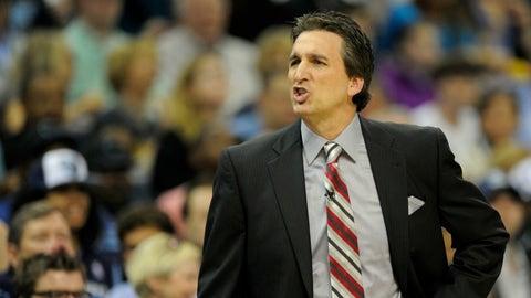 Vinny Del Negro, former Chicago Bulls, LA Clippers head coach