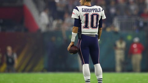 Cowherd: Garoppolo is a better option than drafting a QB