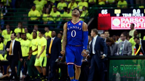 Frank Mason is the front-runner for National Player of the Year