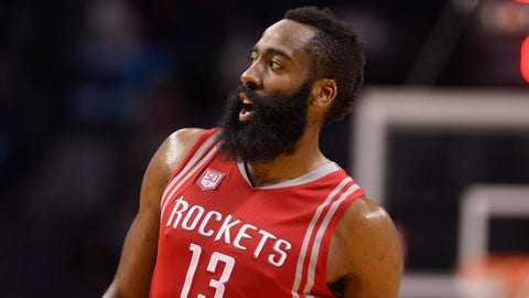 T-2: James Harden, Houston Rockets: $26,540,100
