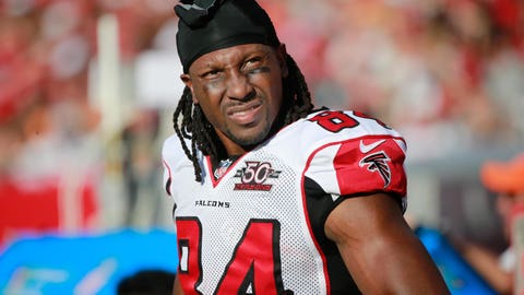 """Roddy White: """"I would have fought him"""""""