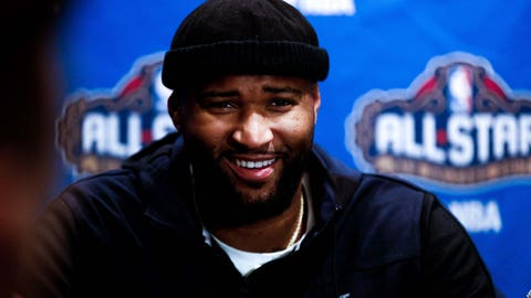 Skip: DeMarcus Cousins can be a top-5 NBA player