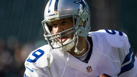 Skip: Tony Romo will start in Week 1