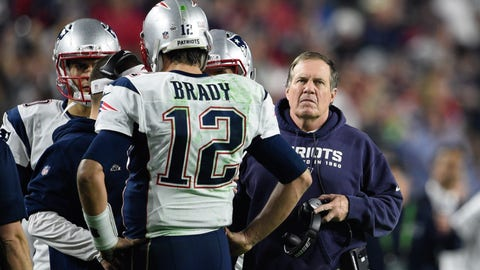Shannon: Belichick can win a Super Bowl without Tom Brady