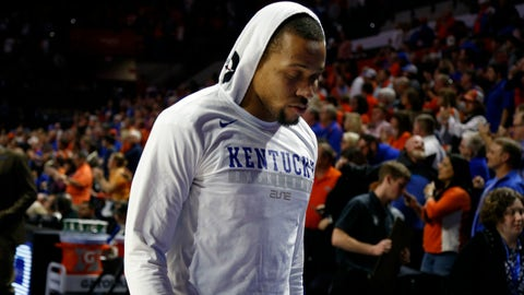 Kentucky's problems mount