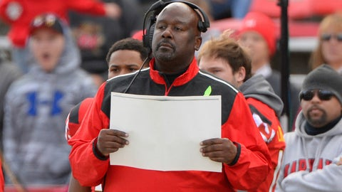 Mike Locksley (Alabama co-offensive coordinator)