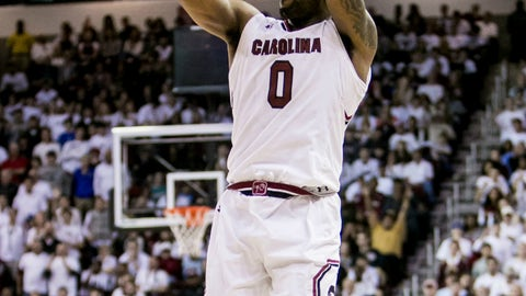 You can't blame Sindarius Thornwell for the loss