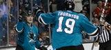 Hertl gets game-winner in Sharks' 3-1 win over Blackhawks