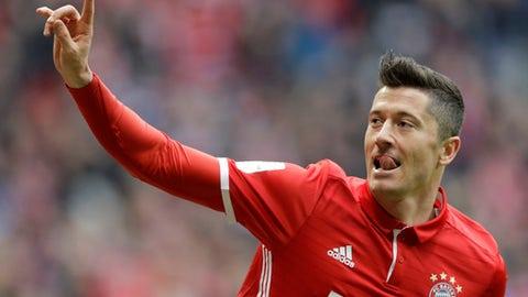 Dortmund must deny service to Robert Lewandowski