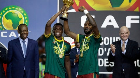 Cameroon won AFCON, but their joy may be short-lived