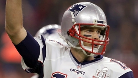 Most career Super Bowl completions: 207, Tom Brady